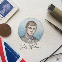 John Watson by Earendiel