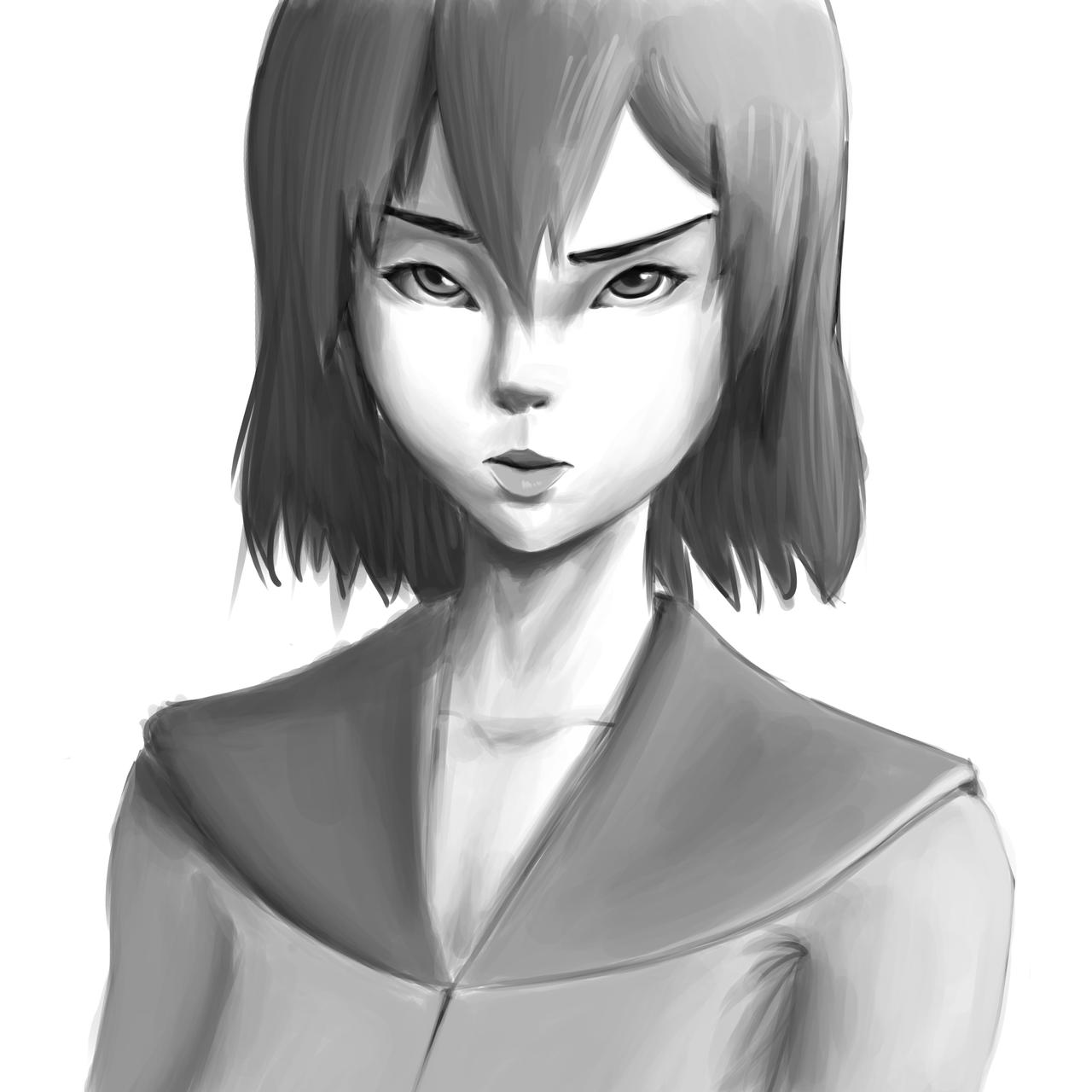 Mitsuki by MrIkki