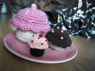 Cupcakes by AIMAccessoirDesign