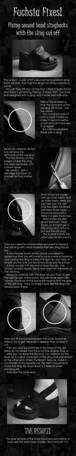 Fuchsia Fixes - New slingbacks