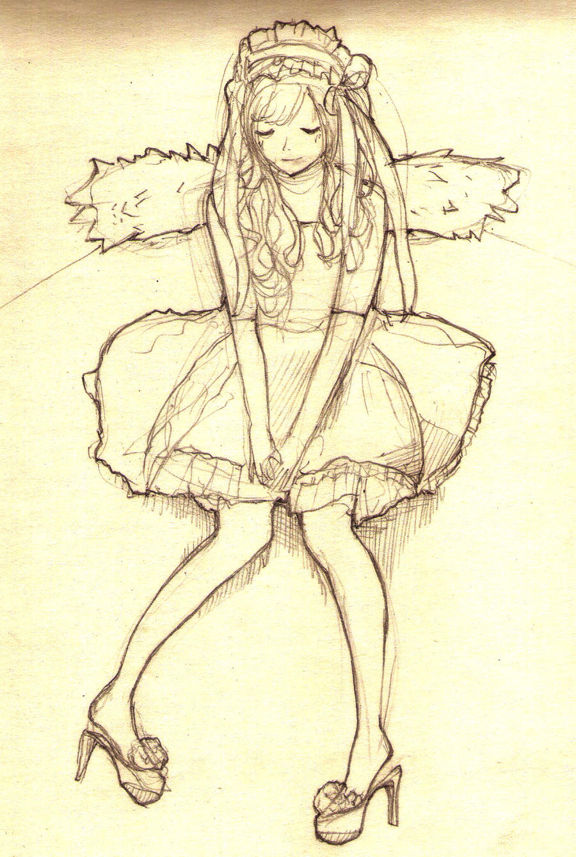2014 Sketch (2) by midnight-satori
