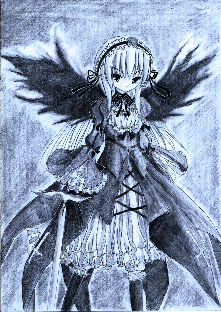 Rozen Maiden - Suigin Tou by Kudo008