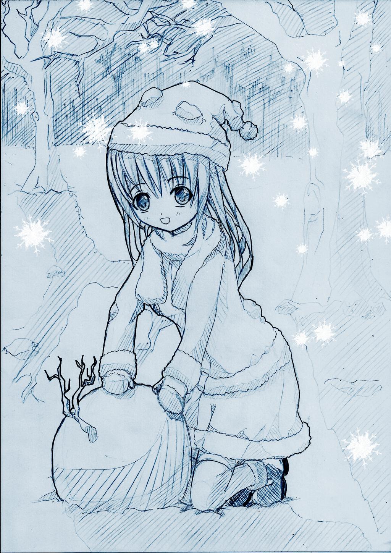 Snowy by Kudo008