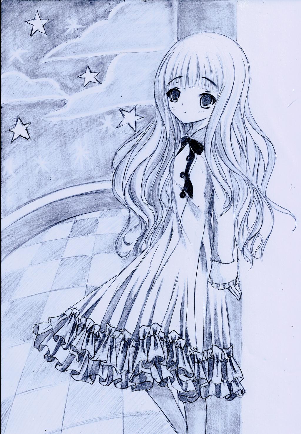 Ro-Kyu-Bu! - Hinata Hakamada by Kudo008