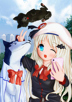 Kud, Belka and Strelka