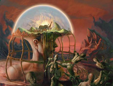 Inside my Head by kimag3500