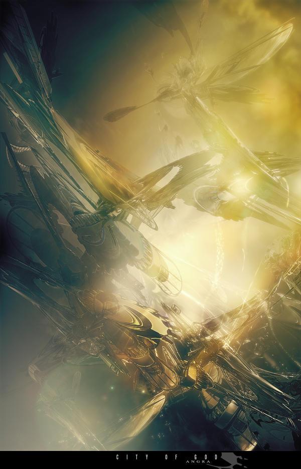 City of God by kimag3500