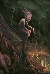 Doombringer - Alien Invasion by kimag3500