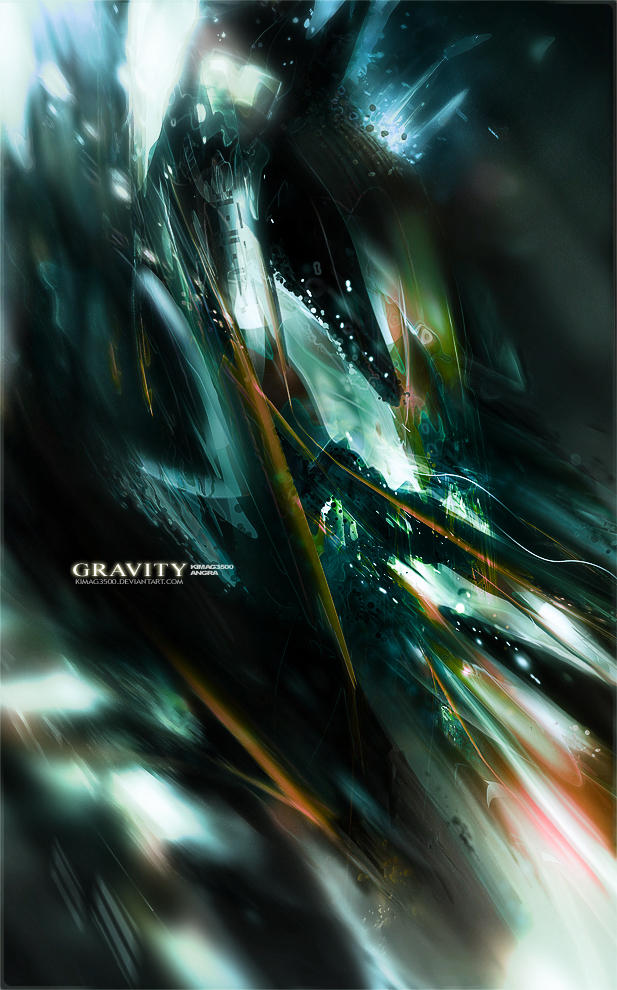 Gravity by kimag3500