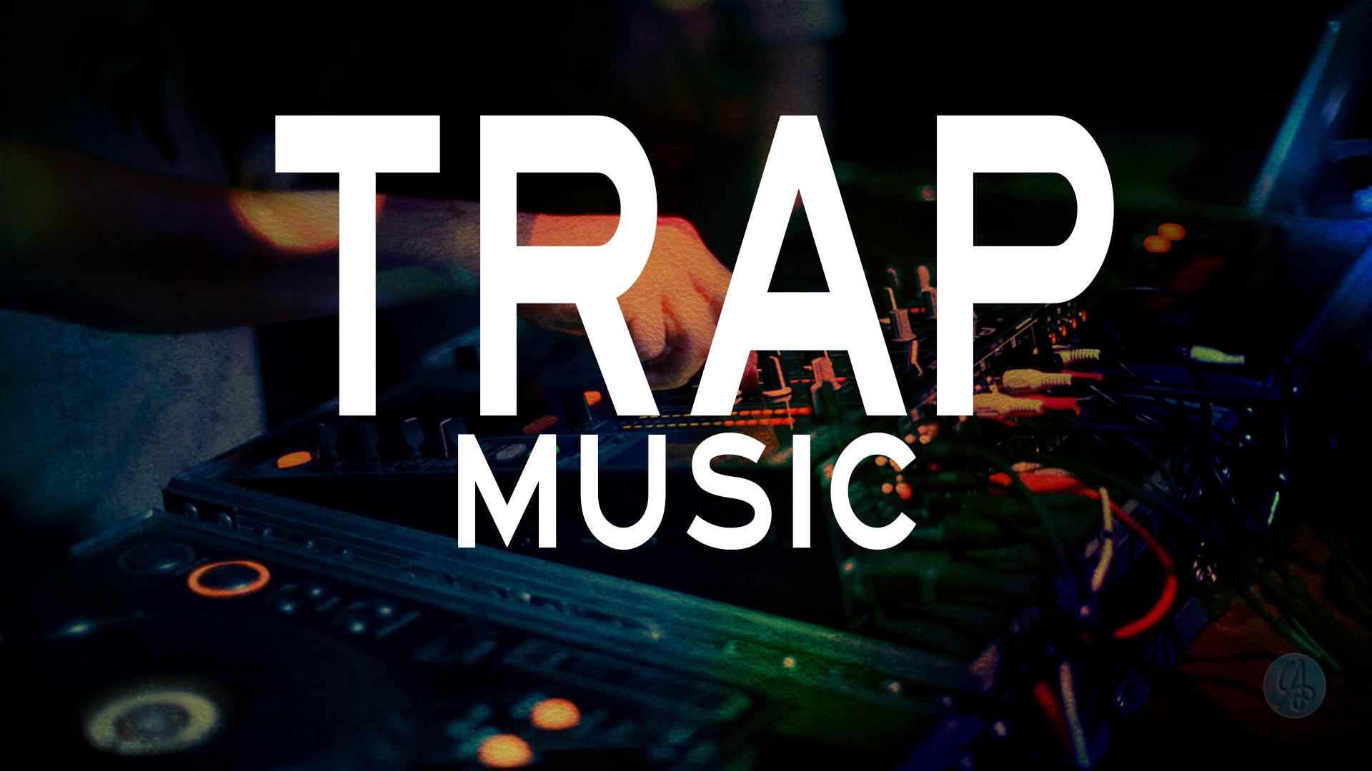 Trap Music Wall...
