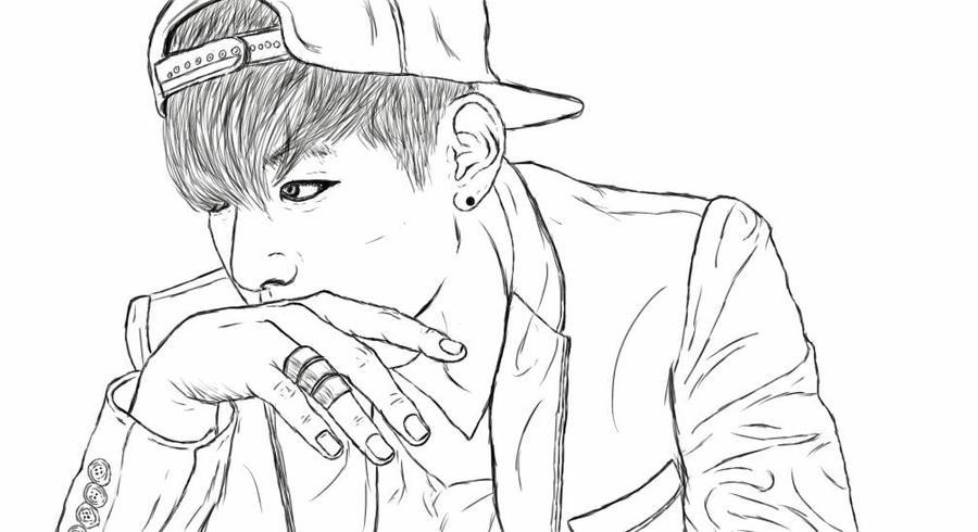 BTS - V/Tae by CookieLoverz