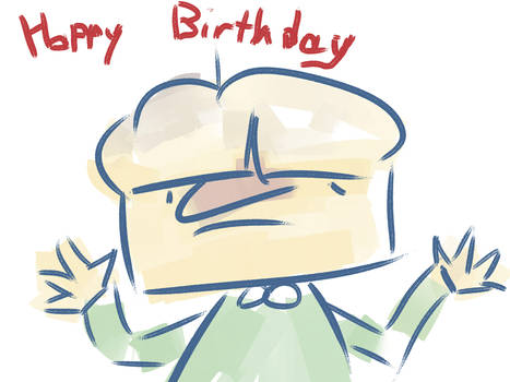 Happy Birthday by sqeezy