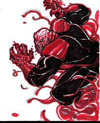Red Lantern by HELLISHSINESTRO