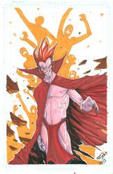 Mephisto by HELLISHSINESTRO