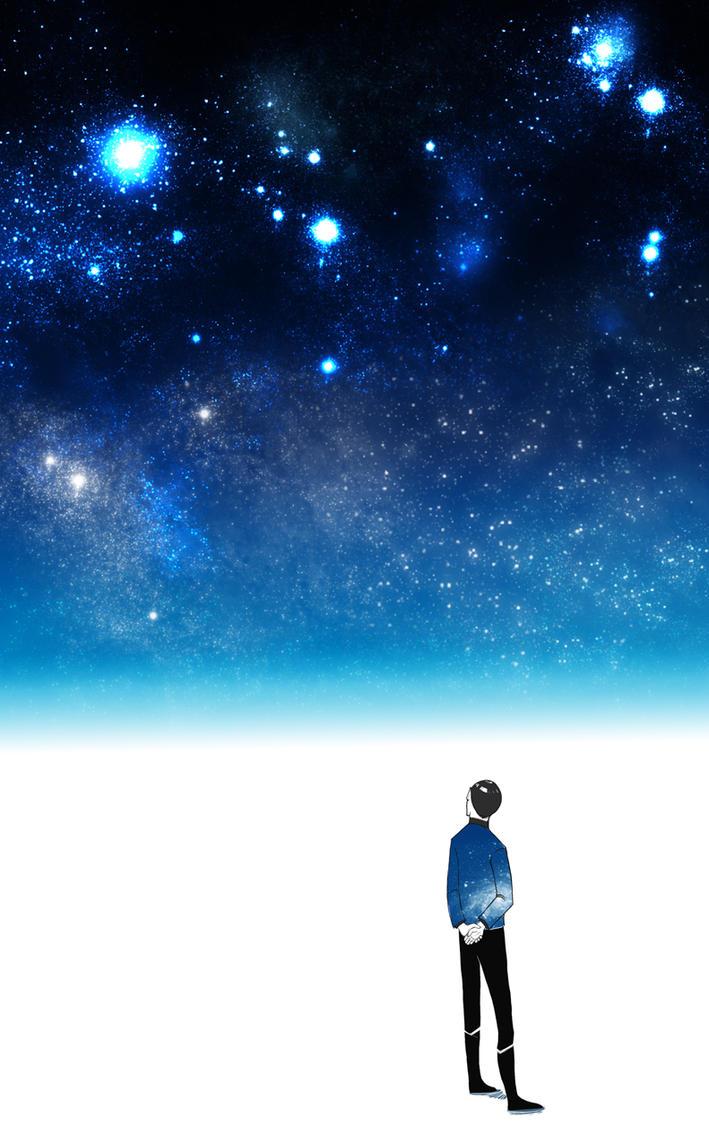 Missing Stars - Star Trek by Beckx