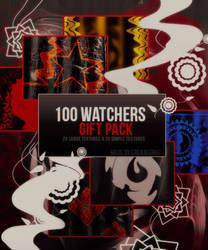 100 Watchers Pack