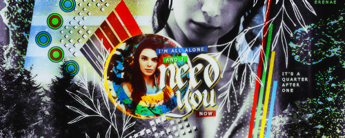 Need You Now   Signature by ErenaeErae