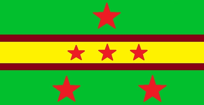 Flag of Mujembe by Orca217