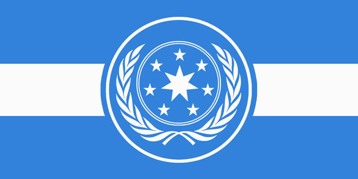 Flag of the Galactic Federation