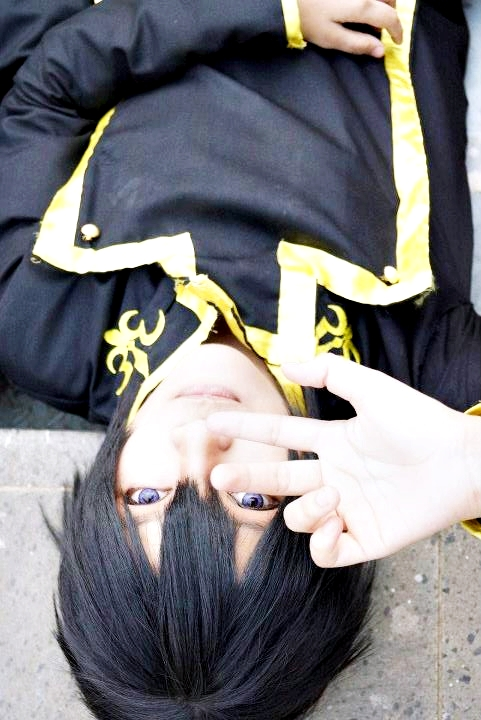 Lelouch Lamperouge by HyuugaFuuko