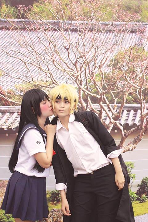 After school by HyuugaFuuko