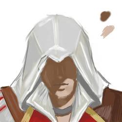 Assasins Creed - Ezio by Willborg