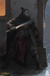 Assassin by AKIMBLYA