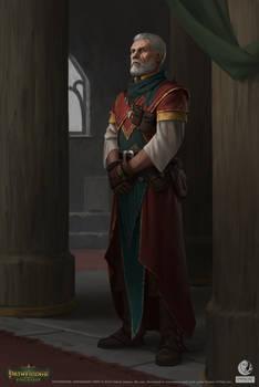 Pathfinder: Kingmaker - Cephal Lorentus