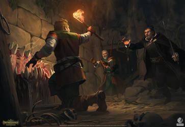 Pathfinder: Kingmaker - Varnhold's Lot by AKIMBLYA