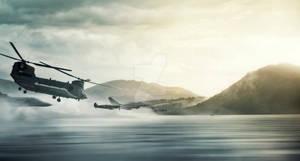 The RAF - Star Wars Style by SamLRolls