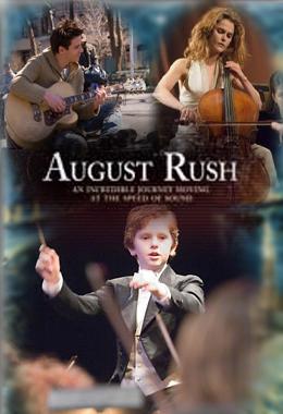 August Rush Movie Poster