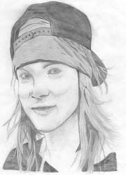 Axl Rose--Guns and Roses by mitsukiuchiha15