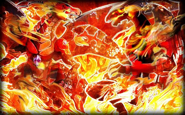Red Nova Dragon Wallpaper Scar-Red Nova D...