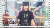 Crazy Toradora Stamp by locked-inside
