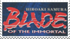 Blade of the Immortal Stamp 2 by locked-inside
