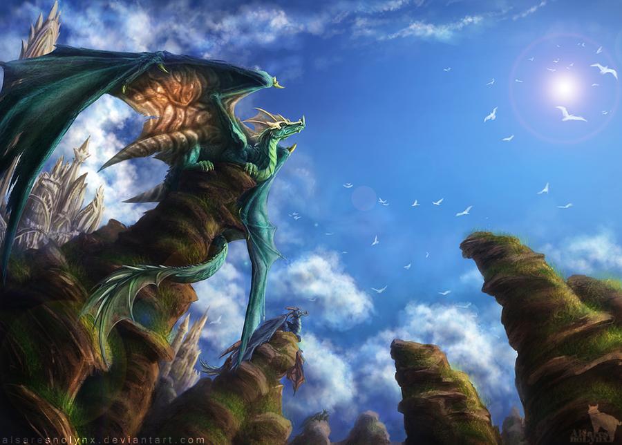 guardian by AlsaresLynx