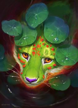 Plant creature