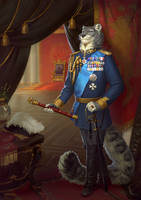 Portrait of a marshal