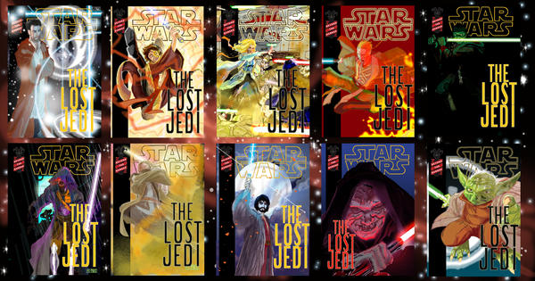 Jedi's Collected by Penners