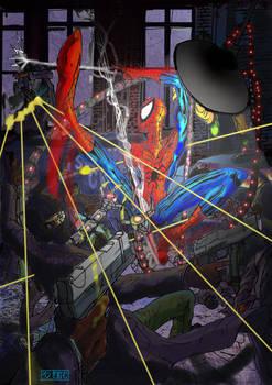Spider-man: Spot Doc Ock