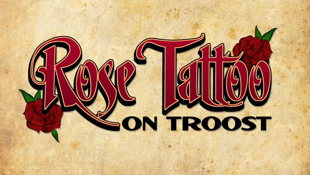 rose tattoo new logo by sd designs on deviantart. Black Bedroom Furniture Sets. Home Design Ideas