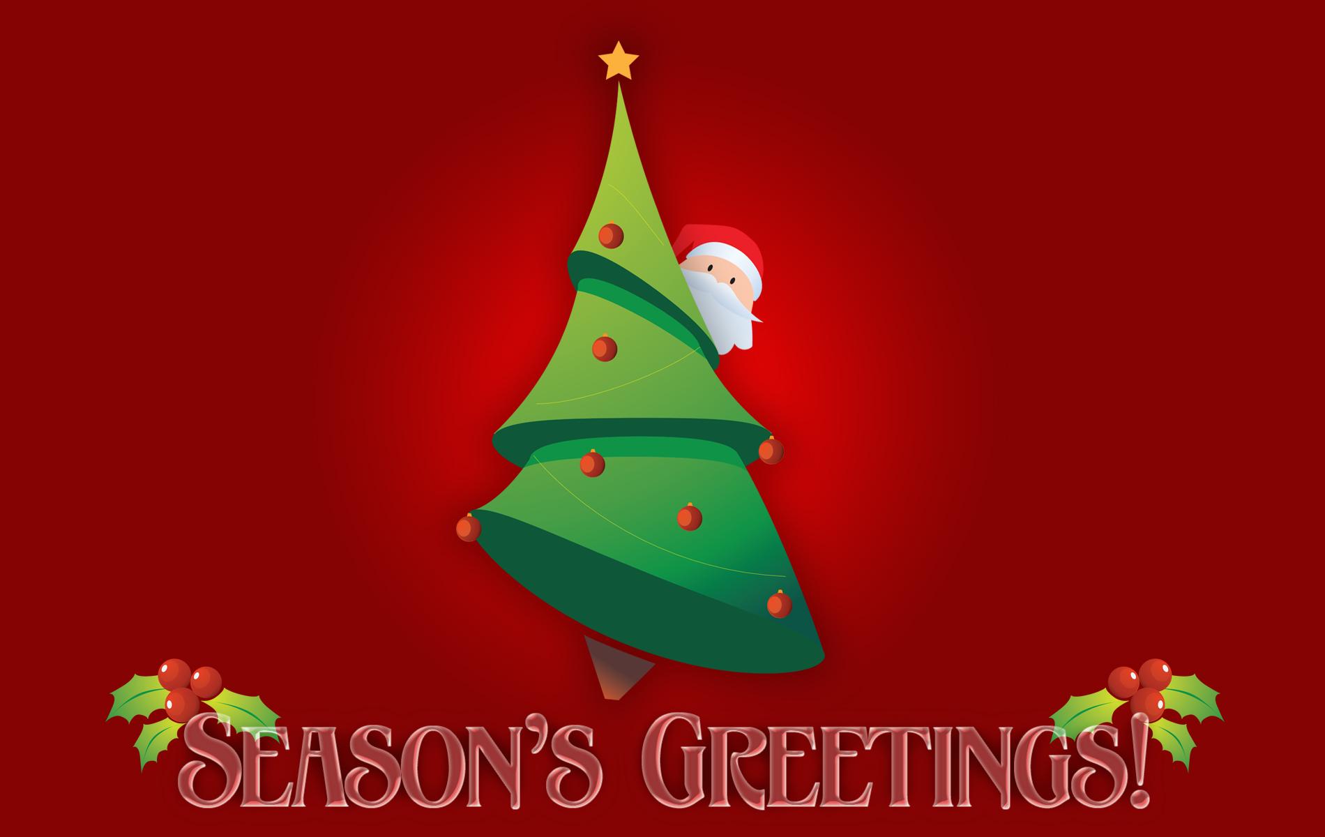 Christmas wallpaper x-mas by SD-Designs