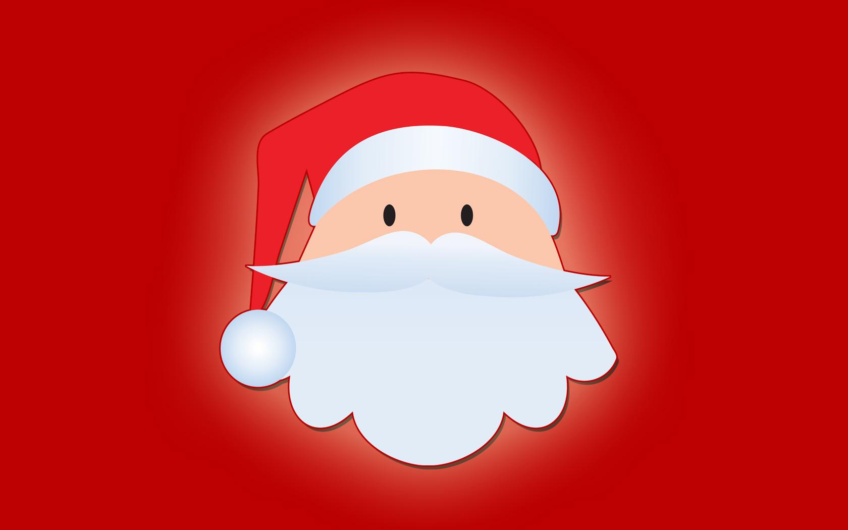 Santa Holiday wallpaper