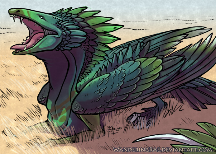 2012: Aceo Trade - Luthera, Digital by kickingrabbit