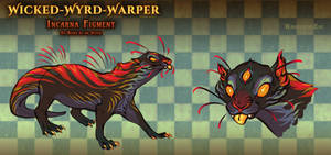 Figment: Wicked-Wyrd-Warper, Incarna