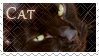 Stamp: Cat by WrendingRae