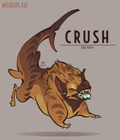 Personal: Crush-as-Poff