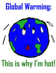 Global Warming Shout Out by coolkat843