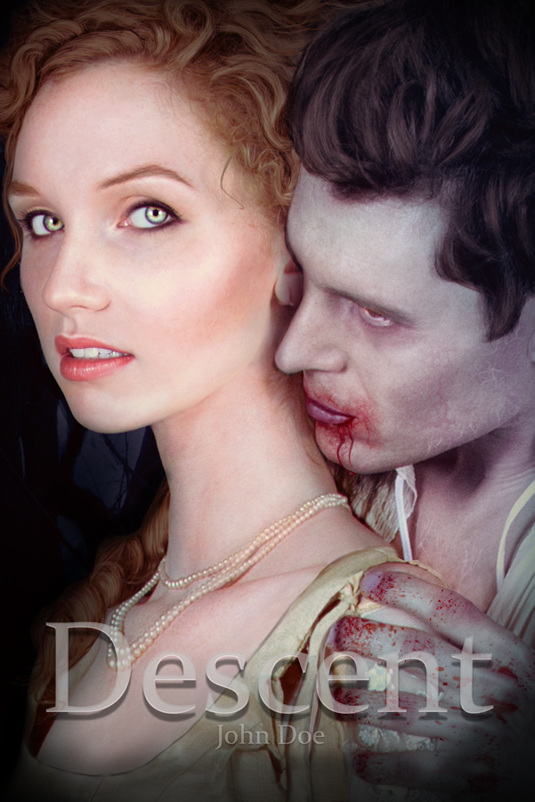 Descent - Novel Expression Cover Contest. ibreei by IbreeI
