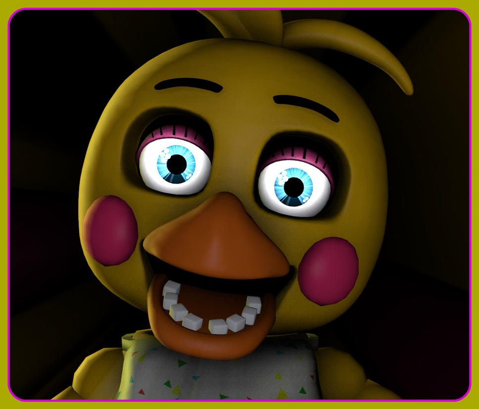 Chica Toy Chica Favourites By Goldenafro On Deviantart: Toy Chica (with Beak) Profile Picture By PokemineZ On